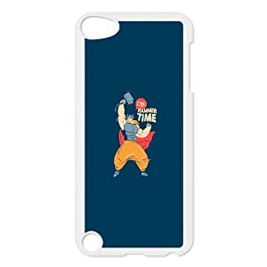 iPod Touch 5 Case White Thor Hammer Time OJ611943