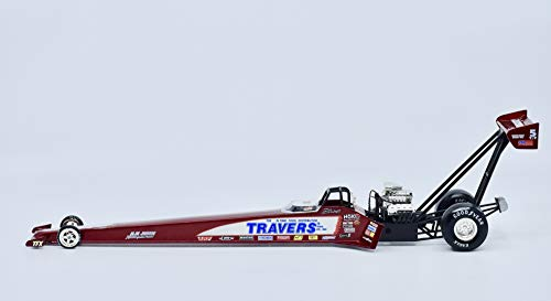 1996 - Action/NHRA - Blaine Johnson 1962-1996 - Travers Top Alcohol Dragster - 1 of 5,000-1:24 Scale Die Cast - Collectible