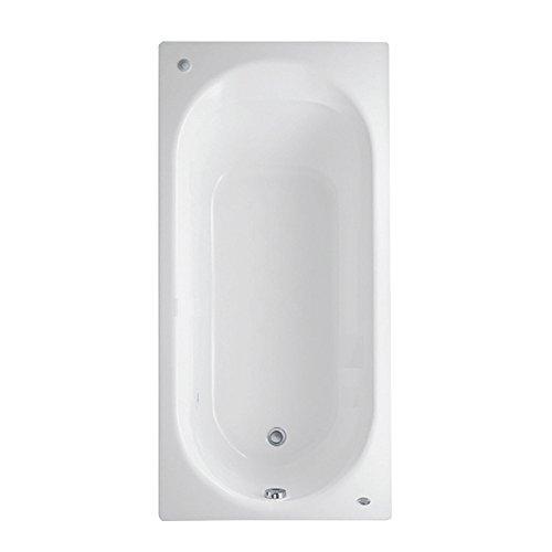 American Standard 2470.002.020 Stratford 5-1/2-Feet Bath ...