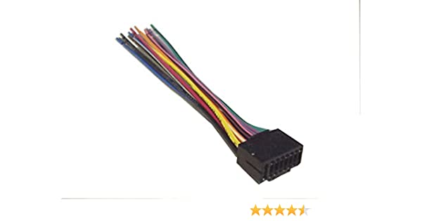 [SCHEMATICS_48DE]  Amazon.com: Mobilistics Wire Harness fits JVC Car Stereo 16 pin Wire  Connector KD-A525, KD-AHD57, KD-AR555, KD-HDR61, KD-R370 J16C.1: Industrial  & Scientific | Jvc Kd Avx40 Car Stereo Wiring Harness |  | Amazon.com