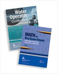 set of water certification study guide and math for water treatment rh amazon com Church Study Guide Book Church Study Guide Book