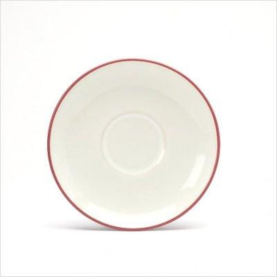 Colorwave Saucer - Noritake Colorwave Raspberry Saucer