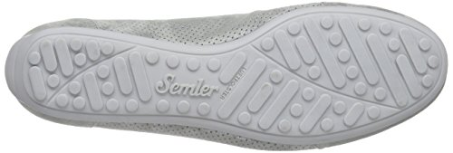 Basso Delle top Grigio 017 Sneakers Semler Gris Donne Nele qnt7S