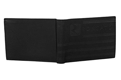 Tracolla uomo ROMEO GIGLI nera borsa borsello piatto multiscomparto F386   Amazon.it  Abbigliamento e10877c0fdd