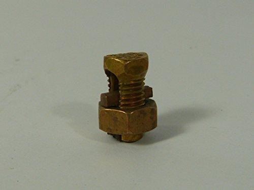 Penn-Union 16-10STR Split Bolt Connector 3mm IW 18mm L TPU16-10 STR ()