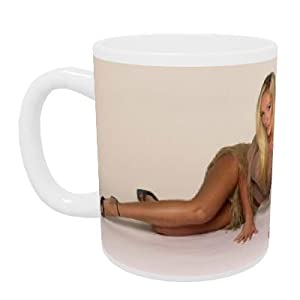 Lucy Zara - Mug - Standard Size: Amazon.co.uk: Kitchen & Home