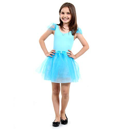 Bailarina Infantil 16307 M Sulamericana Fantasias