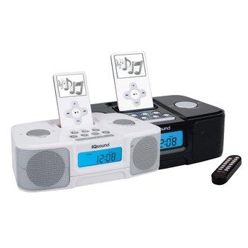MP3 Dock Station and Clock Radio ()