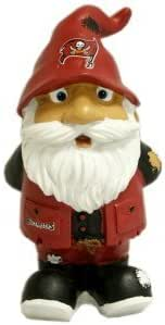 "Tampa Bay Buccaneers Garden Gnome - 8"" Stumpy (Please see item detail in description)"