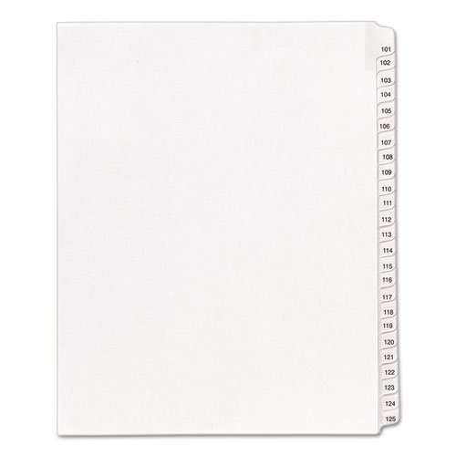 avery-collated-legal-dividers-allstate-letter-size-tabs-101-125-1-set-white-1705