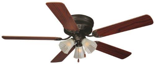 Design House 153411 Millbridge 3 Light Ceiling Fan 52