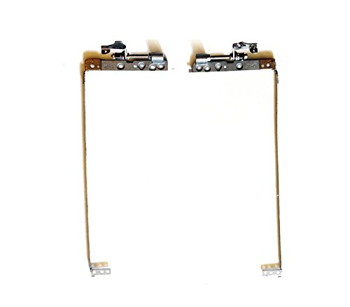 (FixFull Left & Right Screen LCD Hinges set For Toshiba Satellite A305-S6857)