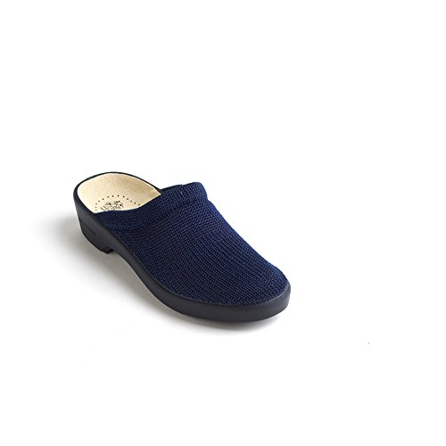 Arcopedico 1001 Light Womens Clogs and Mules Shoes Navy