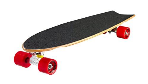 Ridge Skateboards Natural Range Complete Skateboards (Shark - 28
