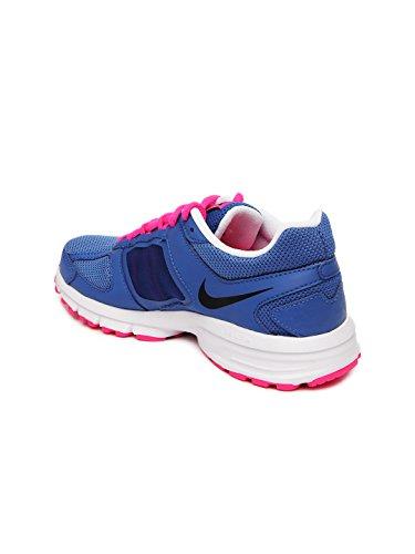 Nike Wmns Air Relentless 3 Msl, Zapatillas de Running Para Mujer Azul (Hypr Cobalt / Blk-White-Hypr Pnk)