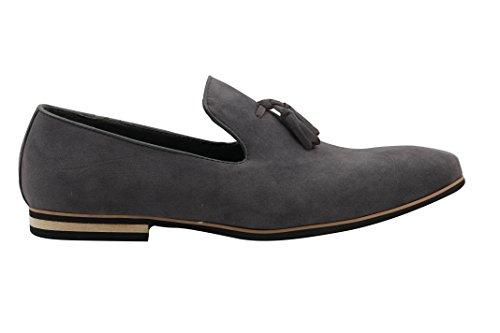 Smart Scamosciata 6 scarpe nappa Pelle dimensioni guida da sintetica Su Xposed pelle in uomo Casual nbsp; Slip Design Mocassini wTtO6Cvq