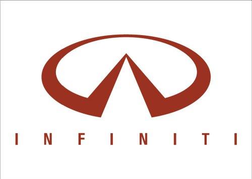 NEOPlex Infiniti Auto Logo Traditional Flag