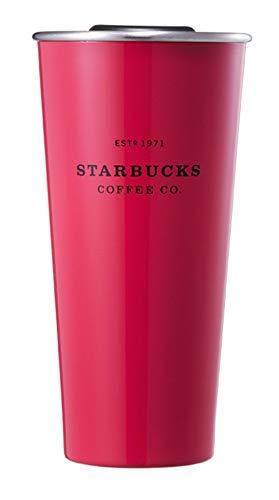 해외 한정 스타벅스 레드 텀블러 Starbucks Red To go Tumbler 473ml  (레드)