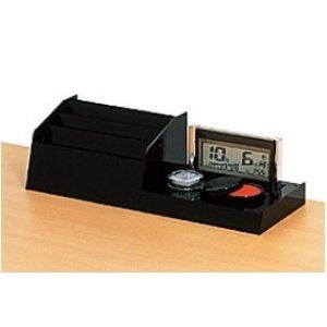 記載台 デジタルカレンダー付伝票ケース (W428×D150×H120mm) KD KDO-DC   B00MFTHI2M