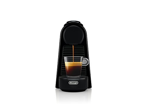 Nespresso Essenza Mini Nespresso Machine by De'Longhi, Black