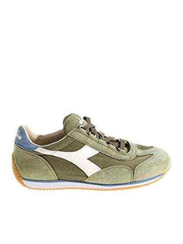 Diadora Heritage Sneakers Uomo 156988C7436 Fibre Sintetiche Verde 2018 Precio Barato O1SA0p