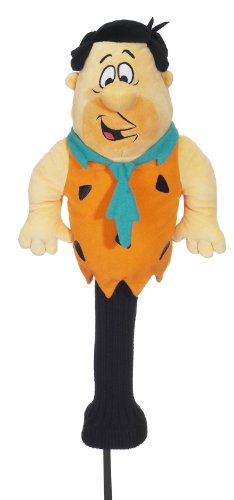 Creative Covers for Golf Fred Flintstone Golf Head Cover