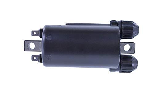 External Ignition Coil For Honda CB 650 700 Nighthawk/GL 1200 Goldwing/VF 700 750 1100 Magna 1982-1987 OEM Repl.# 30506-MA6-003 30510-MA6-003 30510-MA6-013