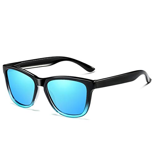 VAXT Aim Unisex Retro Fashion Pliant Frame UV400 Polarized Sunglasses (SKU : Og3714c)