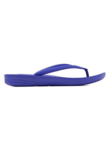 FitFlop Mujer Royal Azul iQushion Ergonomic Chanclas
