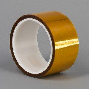 TapeCase 1 mil Dupont Kapton Film 1//2 x 50 1//2-50-KHN-1 no adhesive 1 Roll