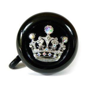 B Cruiser Candy Princess Crown Bling Bell
