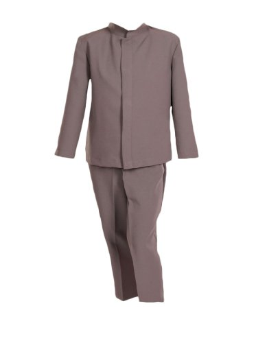 Boy's Dr. Evil Costume, Large -