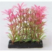 Fish 'R' Fun Aquarium Plant Pink 4'' by FRF