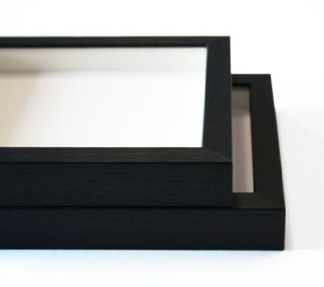 Amazoncom Shadowbox Frame Black 12x12 Shadow Boxes