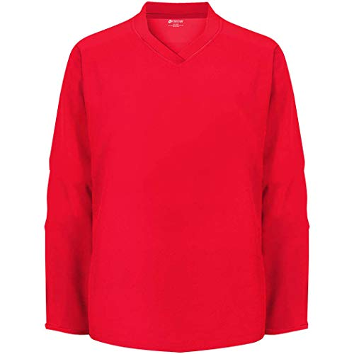 Firstar Rink Hockey Jersey (Red - Goalie)