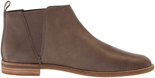 9 Sperry Dark Daley Brown Us M Ankle Boot Women's Seaport 5 OT1rOn