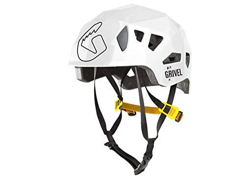 Grivel Stealth HS Helmet - White (Grivel Climbing Helmet)