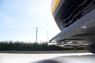 2010-2013 V6 Chevrolet Camaro Sto-N-Sho Removable Take Off Front License Plate Frame Bracket