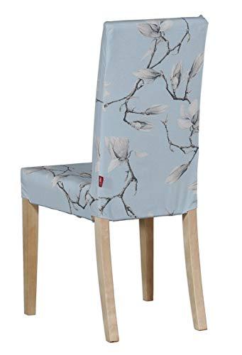 Dekoria Housse De Chaise Ikea Harry Magnolias Blanc Sur