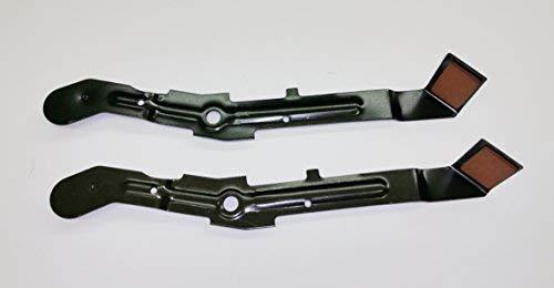 Set of 2, 184907 532184907 Brake Arm Assembly, also called Blade Brake. For Craftsman, Poulan, Wizard, Husqvarna 42