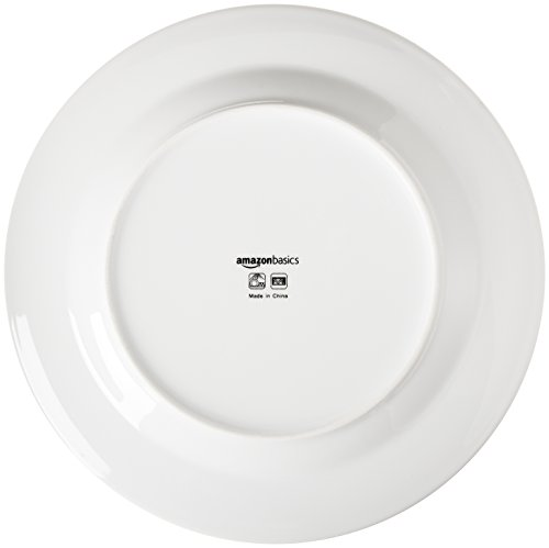 AmazonBasics 6-Piece Dinner Plate Set by AmazonBasics (Image #5)