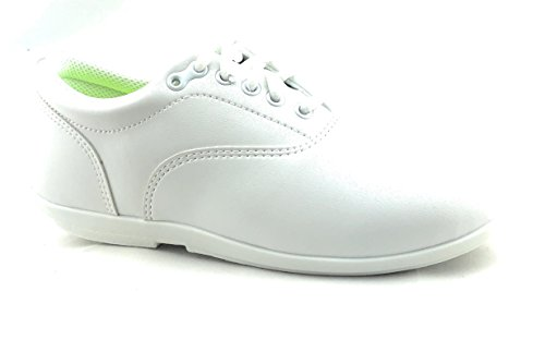 Drillmasters Marching Corps Shoes White