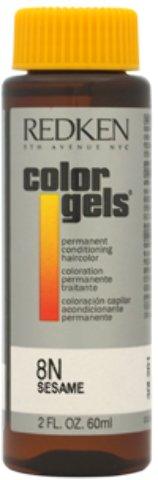redken hair color 8n - 6