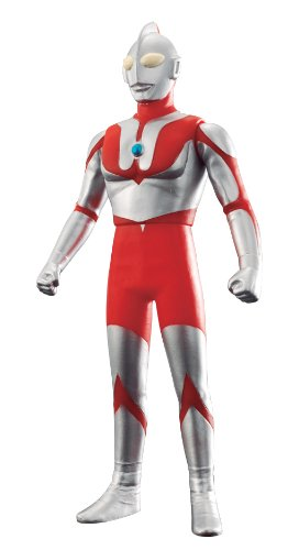 Ultraman Original (1966 Version) Ultra Hero Series #1 - 2009 Refresh (New Sculpt)