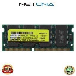 IBM-128MB-EDO-S 128MB IBM Compatible Memory 60ns 144-pin EDO SDRAM SODIMM 100% Compatible memory by NETCNA USA 60ns Sdram Memory