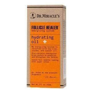 Dr. Miracles Follicle Healer Hydrating Oil -Size 2 (Hair Healer)