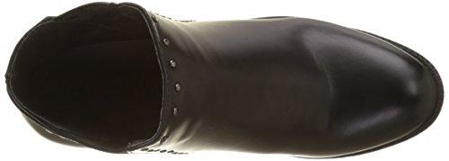 CHATTAWAK Damen Marine Kurzschaft Stiefel Noir (Noir)