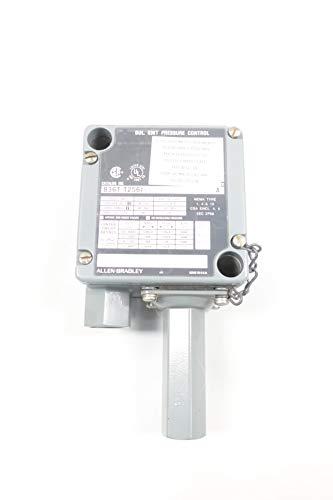 ALLEN BRADLEY 836T-T256J Pressure Control Switch 60-650PSI 120-600V-AC D662846