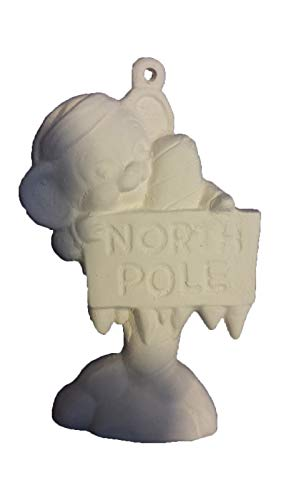 (Mouse on North Pole sign 3