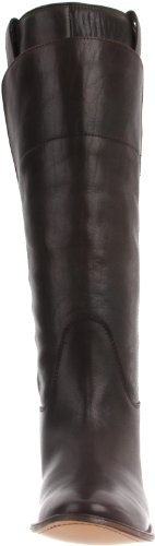 Boots Calf Women's Shine Frye Brown 77535 Dark Paige cEWnWBAp